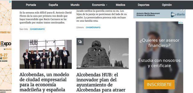 Wave On Media_ESDIARIO.COM ALCOBENDASHUB