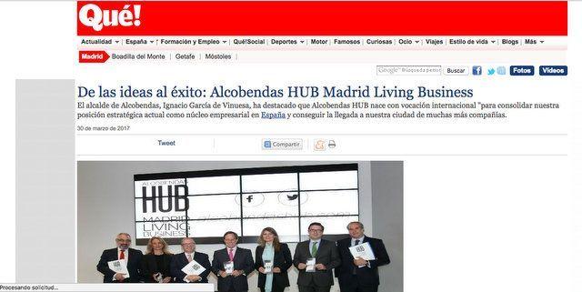 Wave On Media_QUE.ES ALCOBENDAS HUB