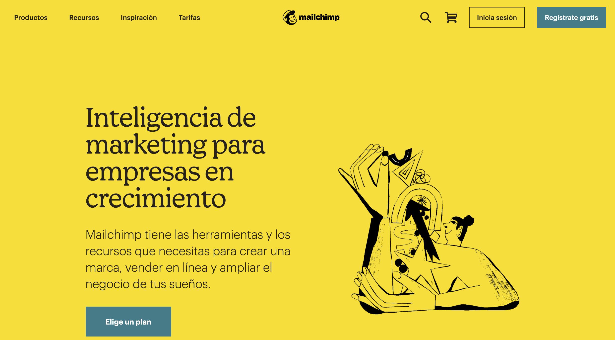 Herramienta-de-Marketing-online_Mailchimp_WOM
